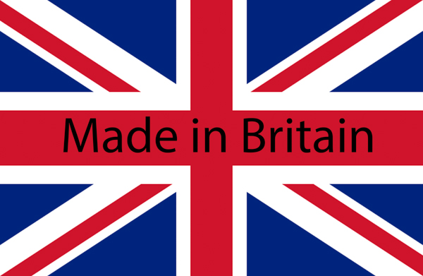 Made in Britain flag